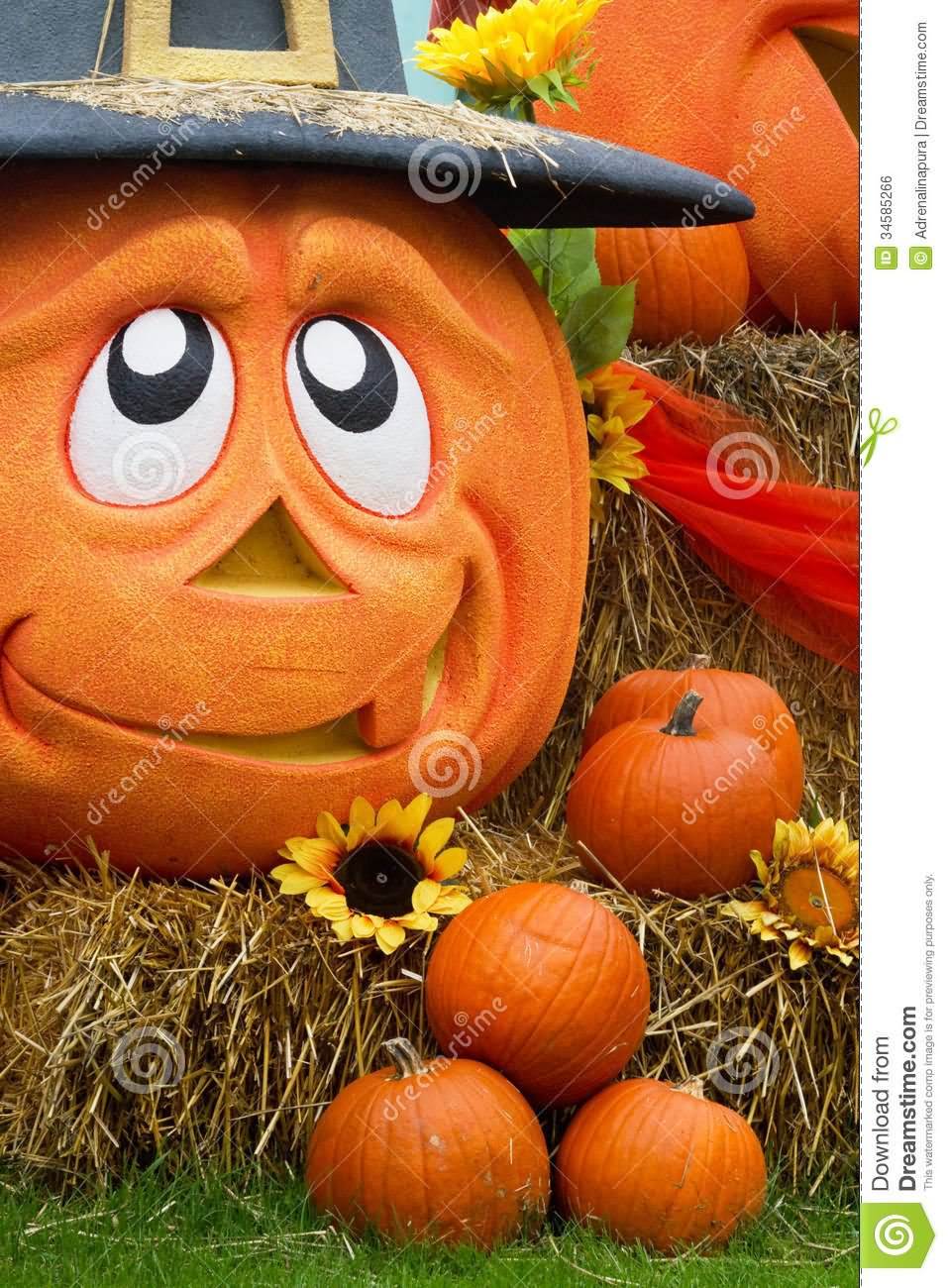 30 most Funny Halloween Pumpkin Pictures And Photos