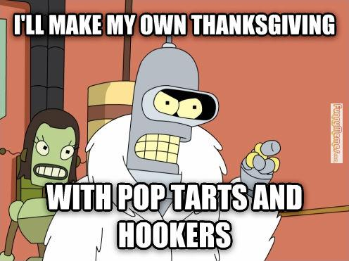 Funny I Will Make My Own Thanksgiving Image 30 most funny thanksgiving meme pictures of all the time