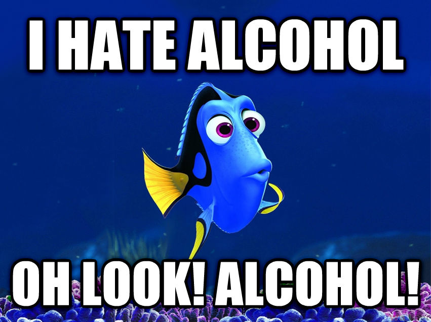 Funny Meme I Hate Alcohol Picture 30 very funny alcohol meme pictures and photos