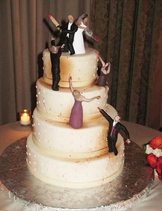 20 most funny wedding cake pictures of all the time funny wedding cake picture junglespirit Image collections