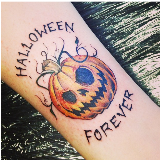 35+ Awesome Halloween Tattoos