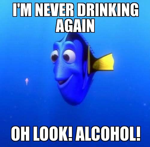 Funny Memes About Not Drinking : Very funny alcohol meme pictures and photos