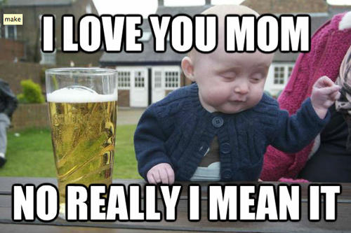Funny Mom Memes : 30 very funny alcohol meme pictures and photos