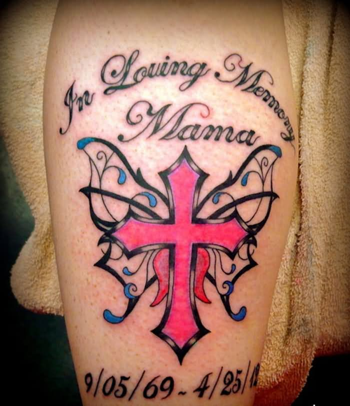 22+ Amazing Memorial Mom Tattoos