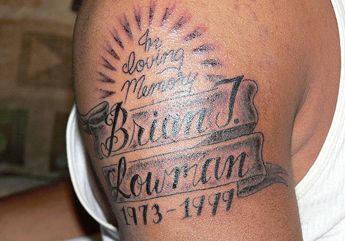 19 Memorial Tattoos For Brother