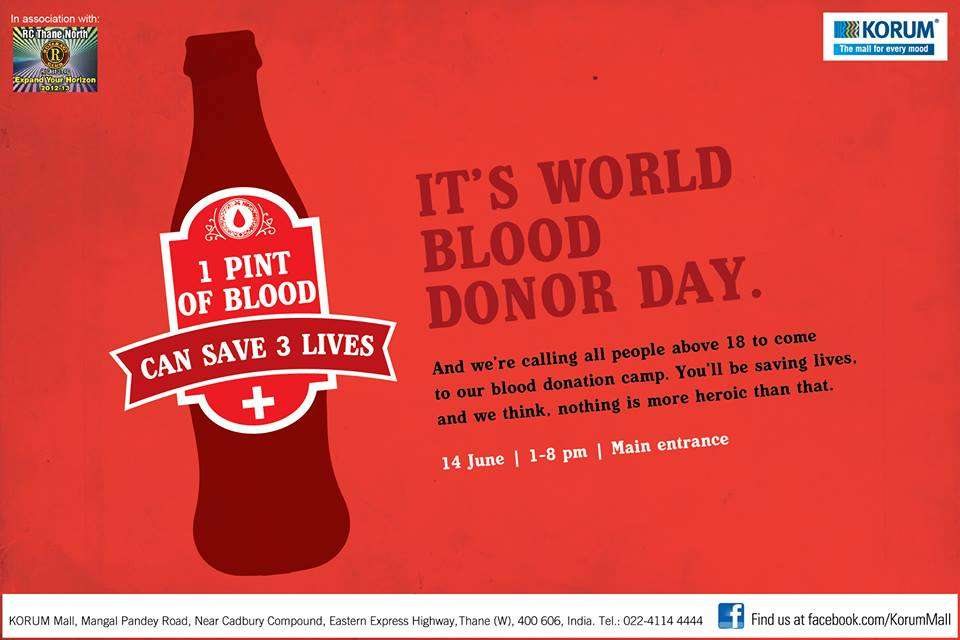 the blood donation speech The donation of one pint of blood can help save up to three lives ii body transition: to give you of an idea of how important it is to give blood, here are some facts regarding the supply needed in hospitals com 200 blood donation speech viewing now.