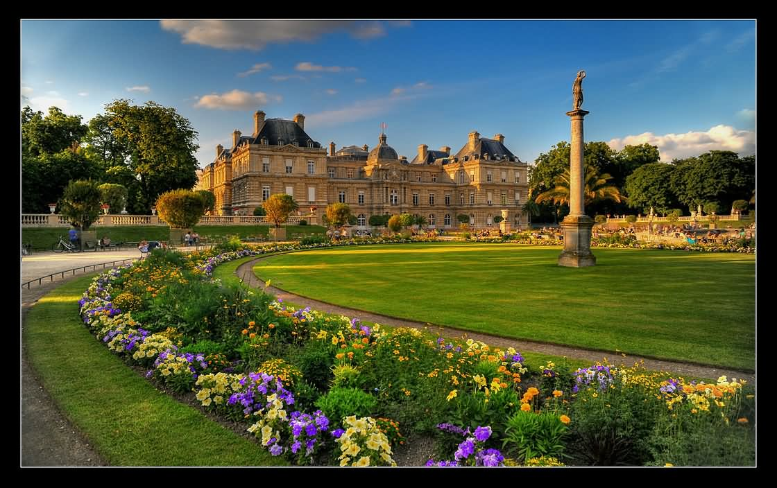 31 most beautiful jardin du luxembourg paris pictures. Black Bedroom Furniture Sets. Home Design Ideas