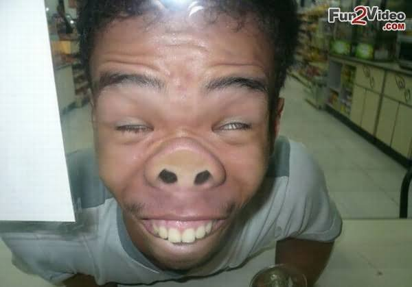 Weird Funniest Faces Ever 8