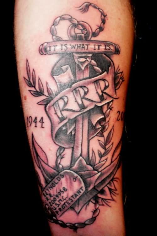 18 memorial tattoos for grandpa