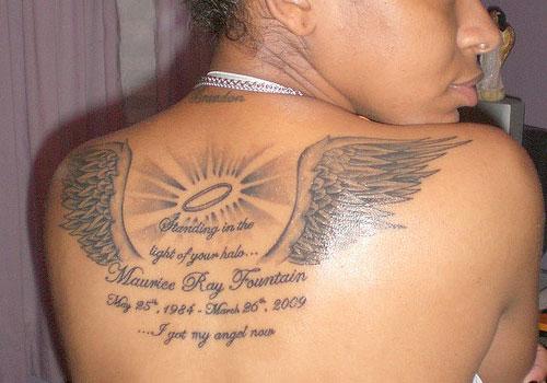 22 Memorial Tattoos For Sister