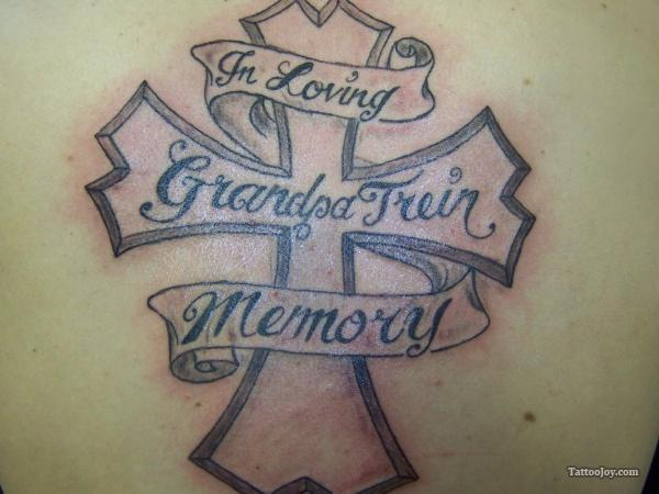 18 memorial tattoos for grandpa. Black Bedroom Furniture Sets. Home Design Ideas