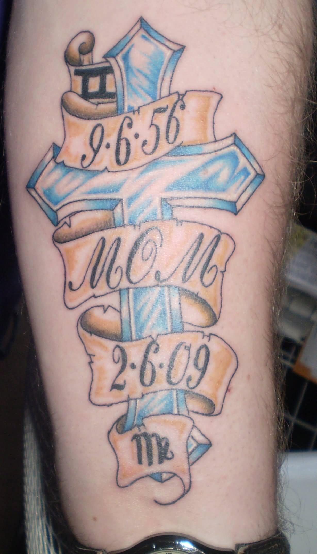 22+ Amazing Memorial Mom Tattoos