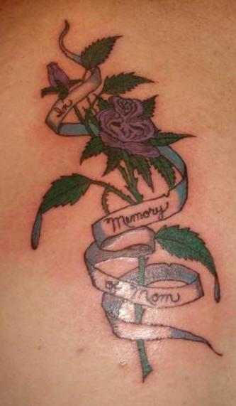 22 Amazing Memorial Mom Tattoos