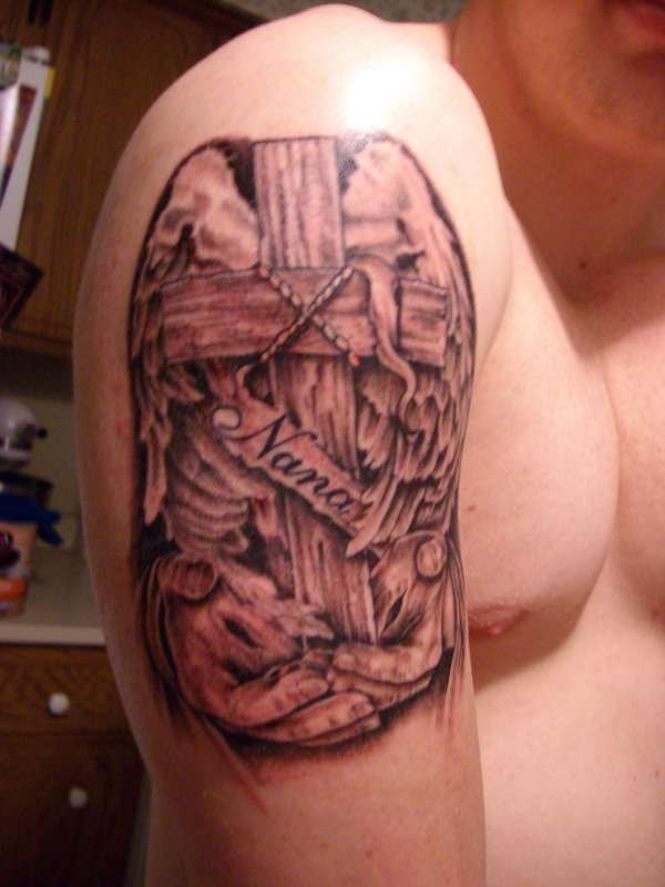 10 memorial half sleeve tattoos