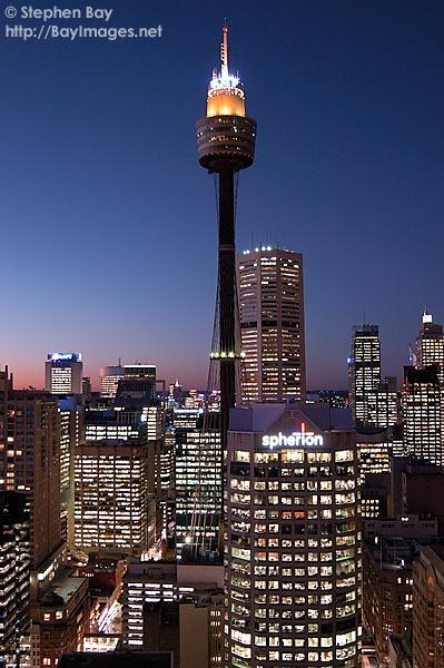 sydney sky tower bar fort - photo#3