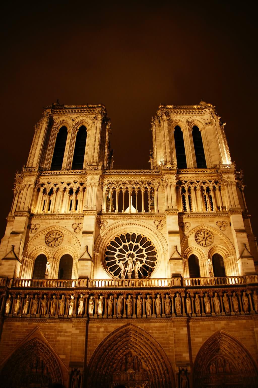 Video Notre Dame