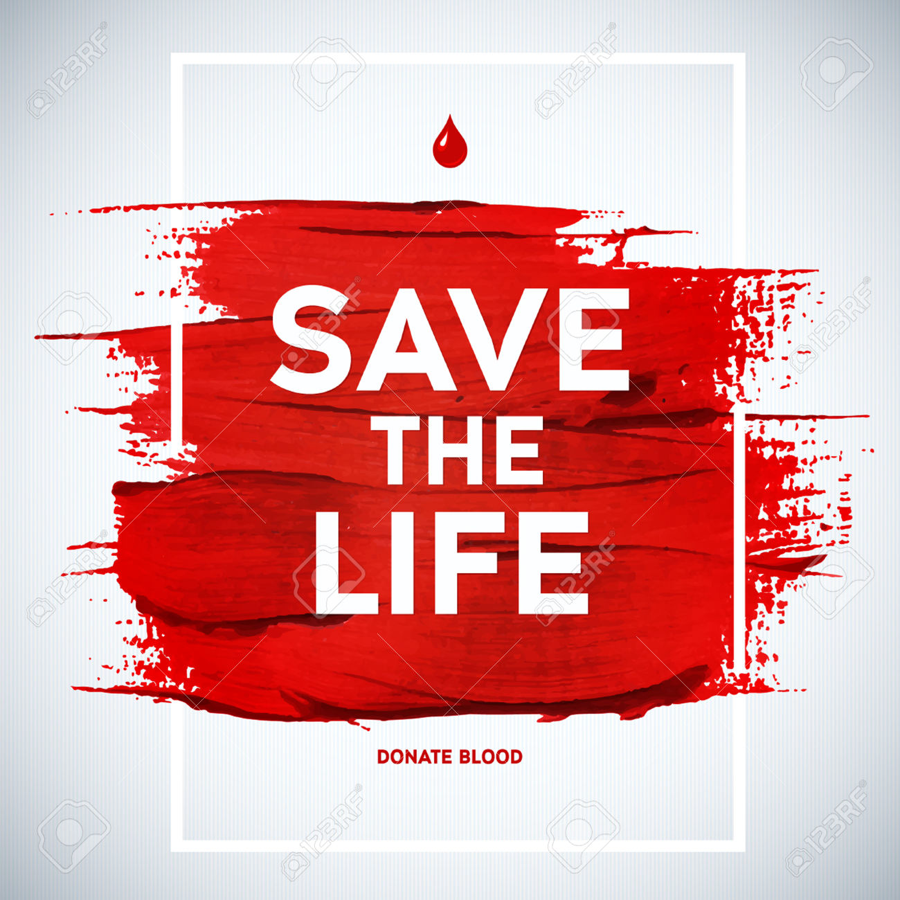 give blood save life The need for blood continues to rise, and yet fewer than 4 out of every 10 people in the us are eligible to donate blood and less than 1 in 10 actually donate together, we can do better.