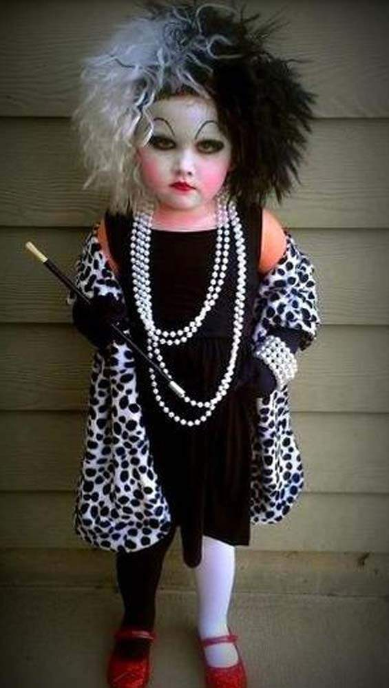 Scary Baby Girl Halloween Costumes.30 Very Funny Halloween Costume Pictures And Images