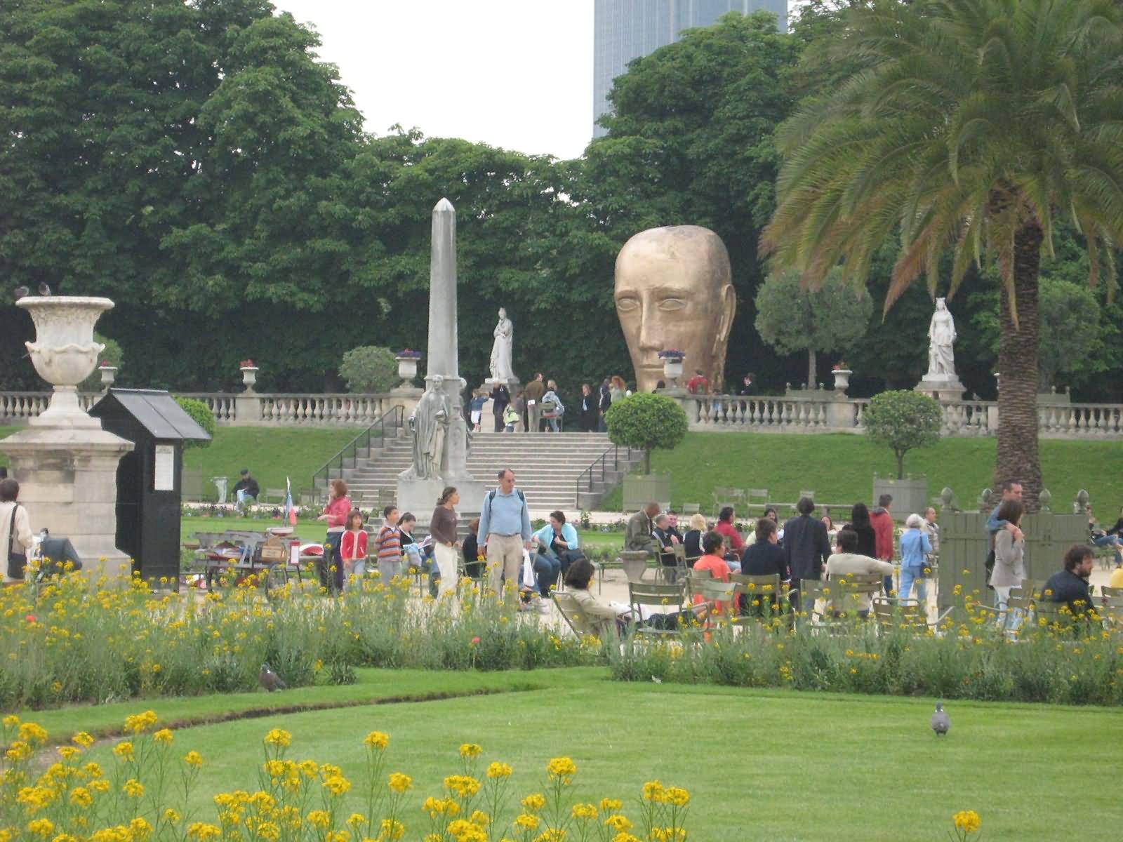31 Most Beautiful Jardin du Luxembourg Paris