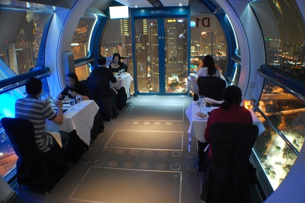 15 Most Adorable Singapore Flyer Inside Pictures