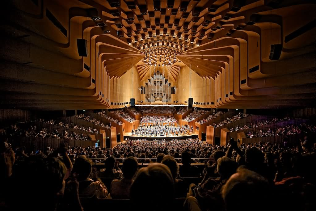 15 Sydney Opera House Interior Picture And Photos