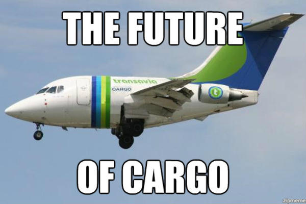 The Future Of Cargo Funny Plane Meme Image 35 funniest plane meme pictures and photos,Flying Funny Airplane Meme