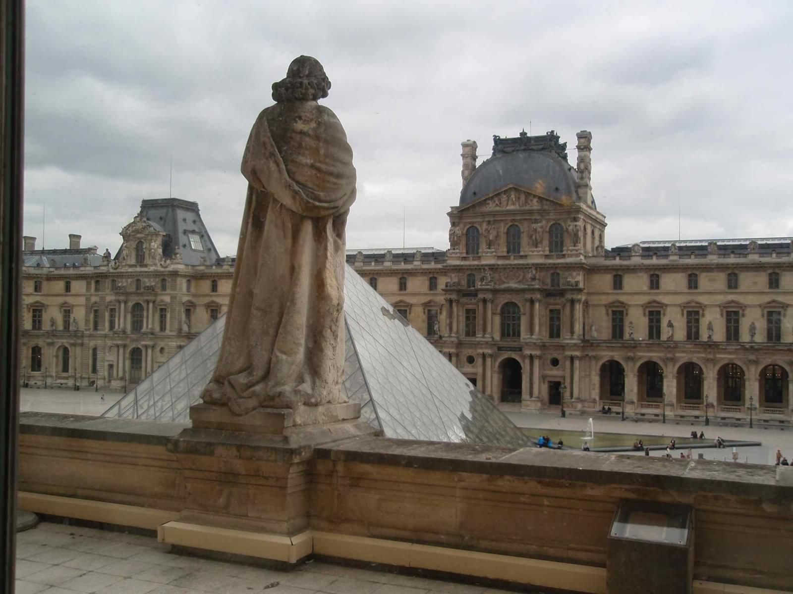 The Louvre Museum Paris Picture
