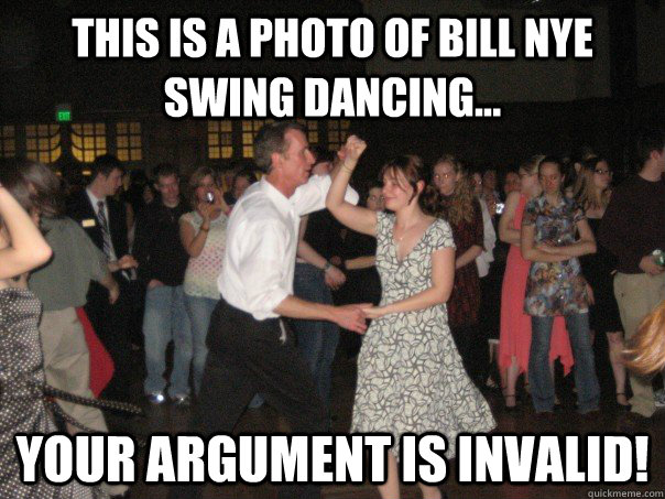This Is A Photo Of Bill Nye Swing Dancing Funny Meme Image 25 most funny dance meme pictures that will make you laugh