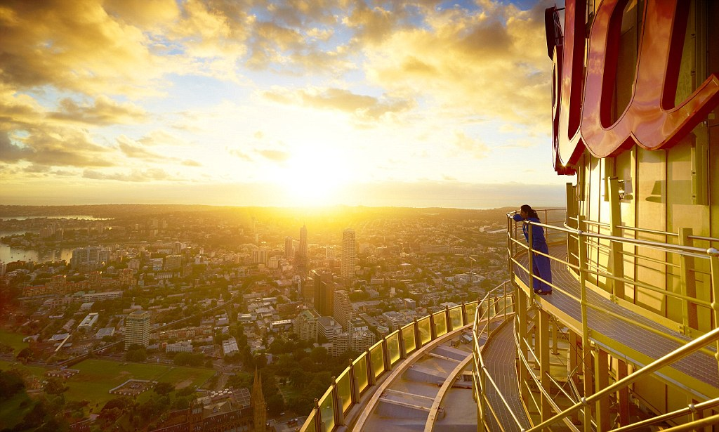 31+ Most Amazing Sydney Tower Images And Pictures