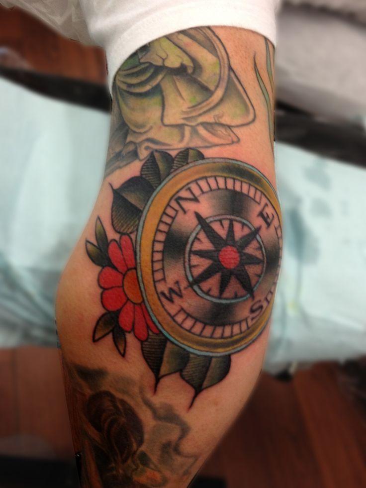 37  traditional elbow tattoos ideas