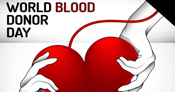 essay on blood donation in gujarati