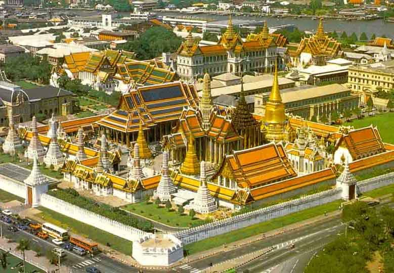36 Most Beautiful Grand Palace Bangkok Pictures