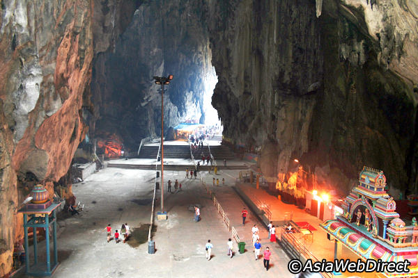 Batu Caves Inside Picture