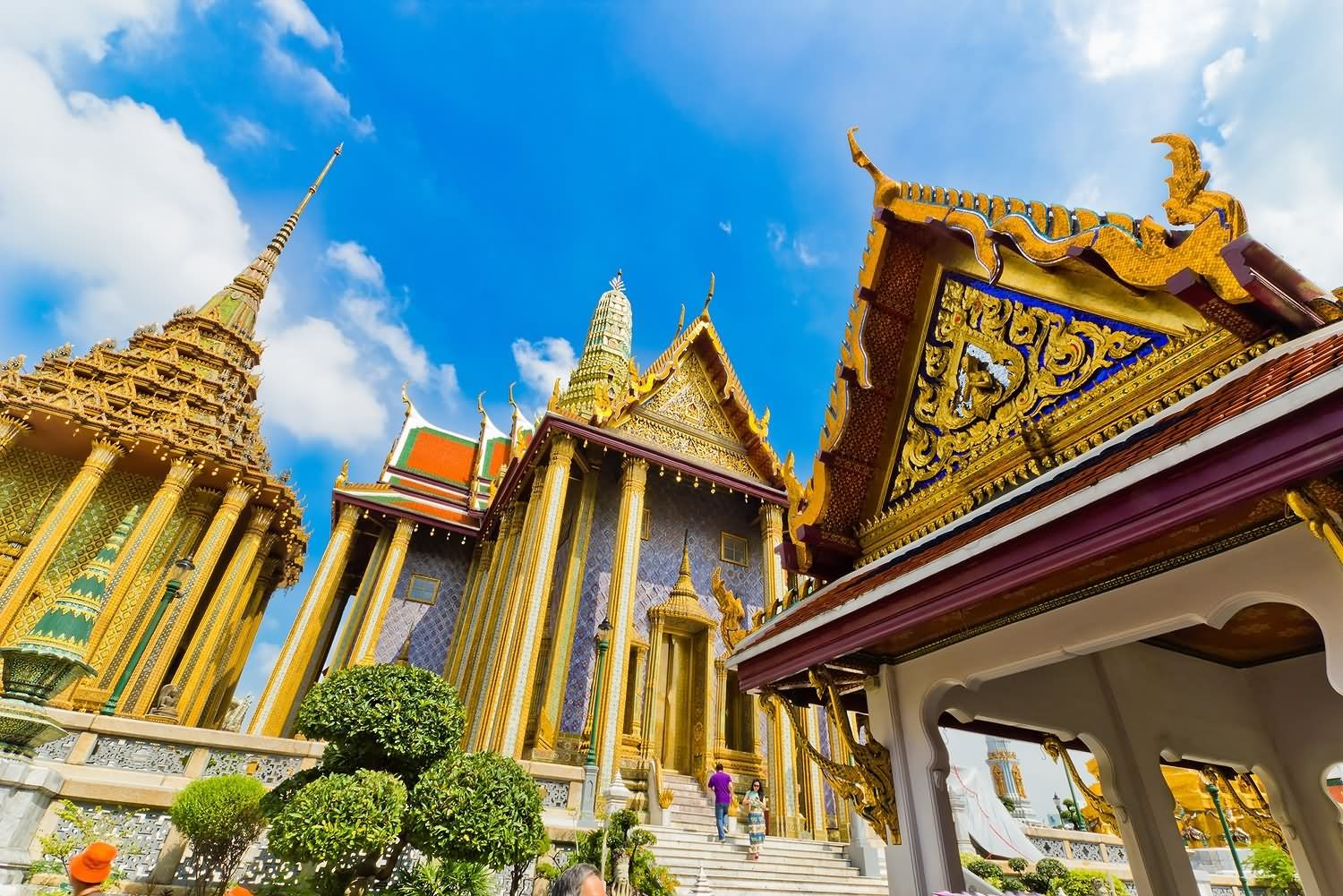 36 Most Beautiful Grand Palace Bangkok Pictures