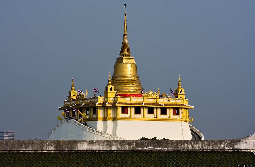 14 Wat Saket Temple, Bangkok Images