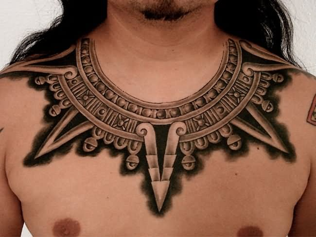 32 Mexican Tattoos On Chest