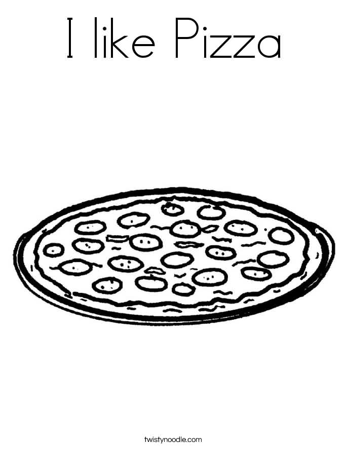 free coloring pages like metabots | 24+ Black And White Pizza Tattoos