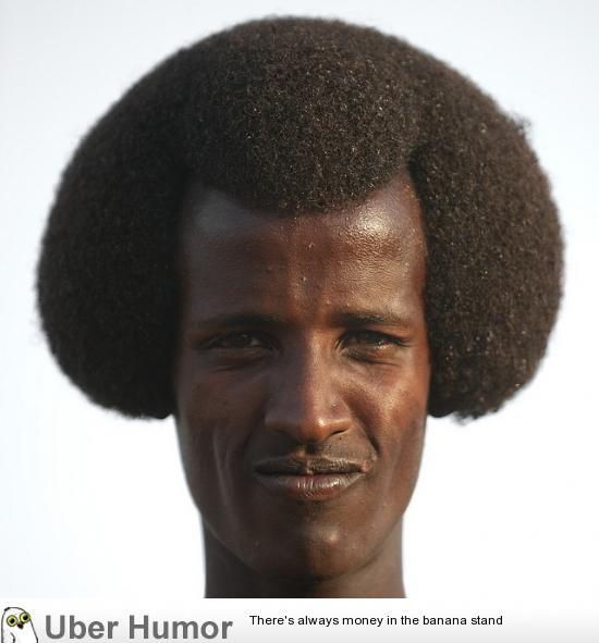 Wondrous Black Baby With Funny Hairstyle Picture Hairstyles For Men Maxibearus