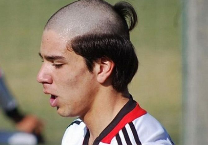 Brilliant 25 Most Funniest Haircut For Men Pictures That Will Make You Laugh Short Hairstyles For Black Women Fulllsitofus