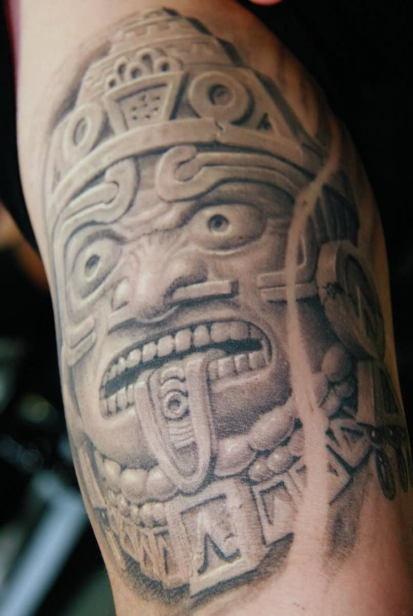 15 Mexican Sleeve Tattoos