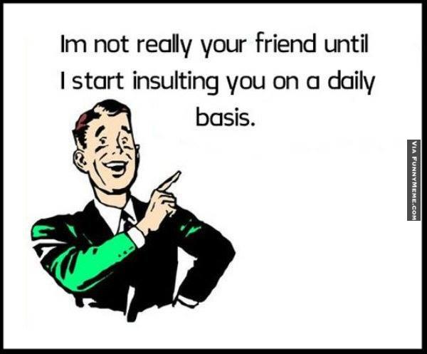 30 Very Funny Insult Meme Pictures And Photos