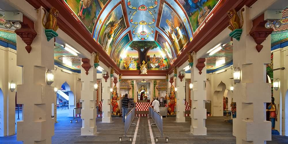 35 Very Beautiful Sri Mariamman Temple, Singapore Photos