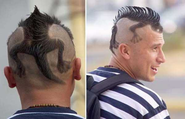 25 Most Funniest Haircut For Men Pictures That Will Make You Laugh
