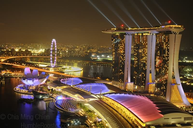 33 Very Beautiful Marina Bay Sands Singapore Pictures And Images