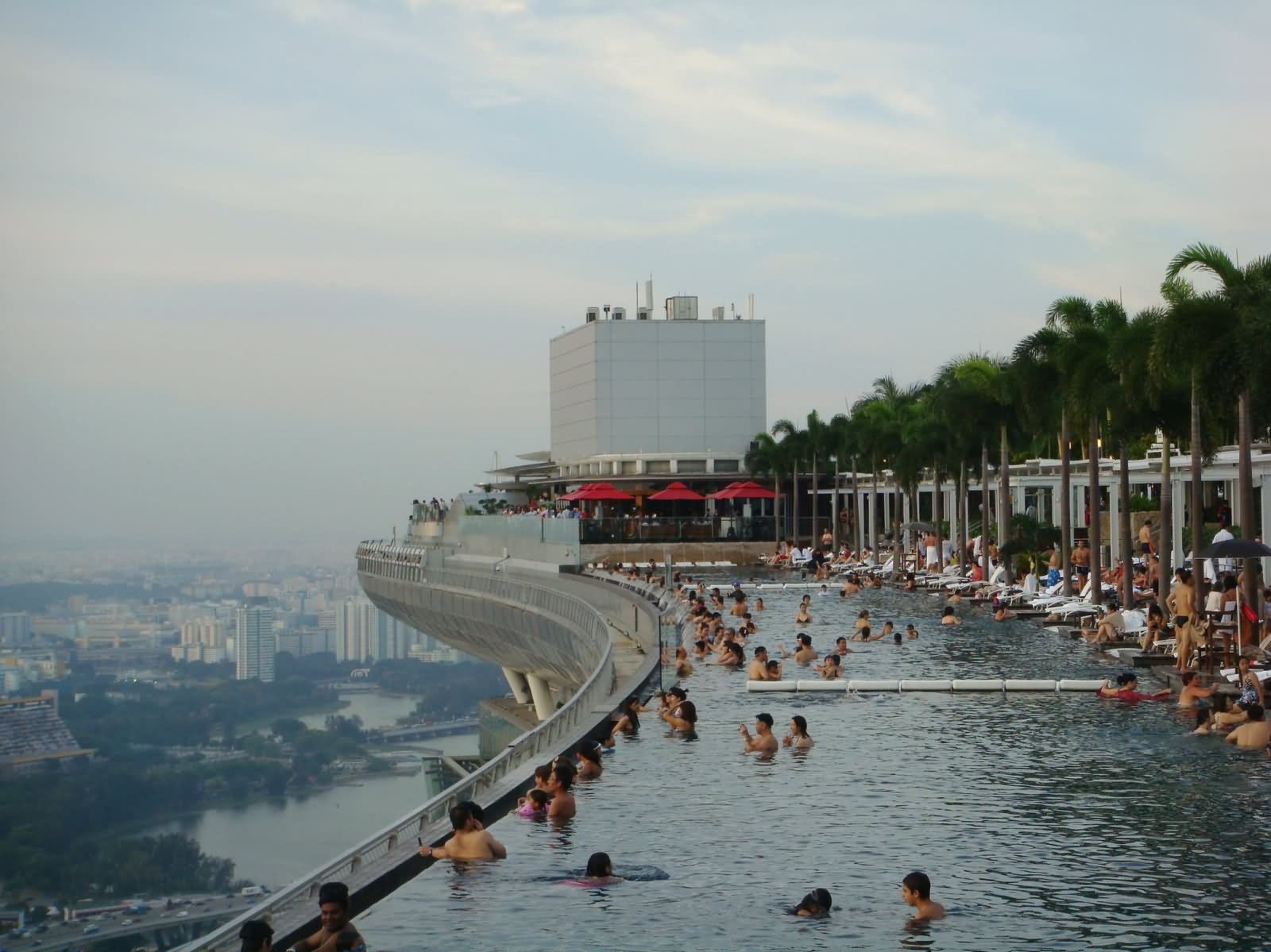 33 very beautiful marina bay sands singapore pictures and images - Marina bay singapore pool ...