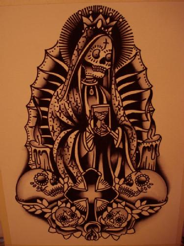 21 awesome mexican tattoo designs for Mexican heritage tattoos
