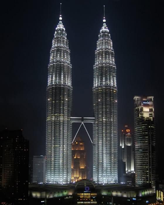 Petronas Twin Towers View