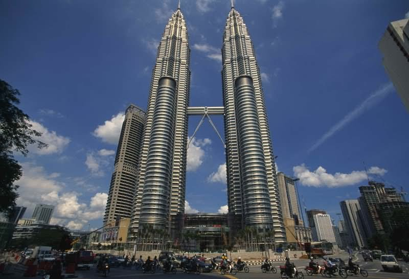 The Petronas Twin Towers Picture