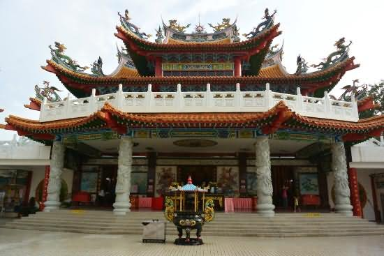 Thean Hou Temple Picture