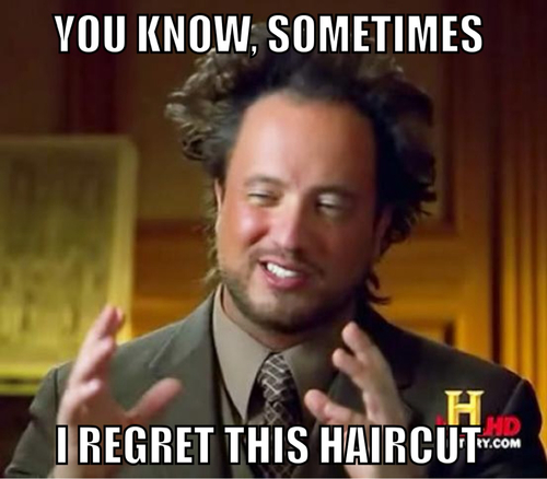 26 Most Funniest Haircut Meme Pictures Of All The Time